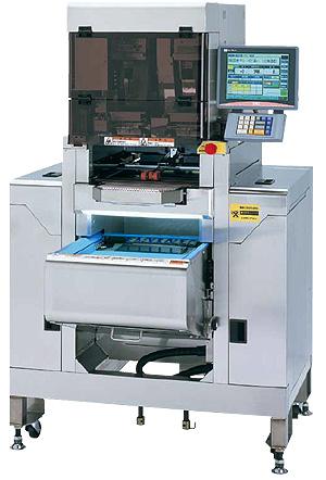 常衡提供 石田WM-4000 水果 蔬菜 鱼 海鲜 称重贴标 自动包装机 节约成本