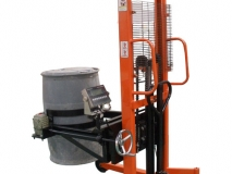 上海常衡提供 电子倒桶秤 油桶搬运与称重一体 自带油缸  使用安全