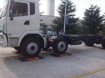 上海常衡 6通道静态轴重仪(轴重秤)  超薄传感器  公路局路政 工厂称重货物 物流称重