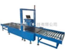 常衡提供 CHTW-630高速全自动体积/重量/条码测量设备 电子秤