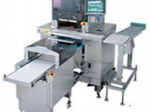 常衡提供 石田WM-4000-B + PS-EMZ 可拆卸 水洗进料台 蔬菜水果自动包装机
