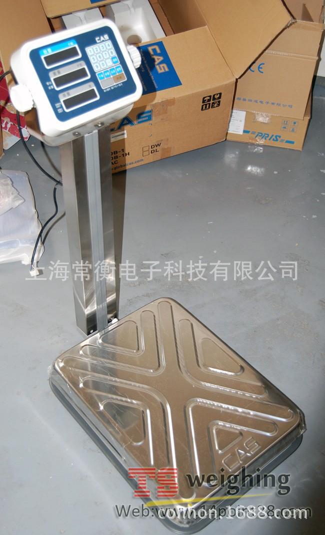 常衡电子专属提供 韩国CAS凯士AC系列25-100(kg)称重电子台秤