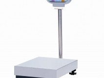 日本石田IGX电子台秤 液晶显示器仪表电子台秤不锈钢台面称重台秤