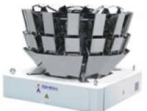 日本石田CHW-214E 标准14头电脑多头包装秤 工业 商业系列包装机