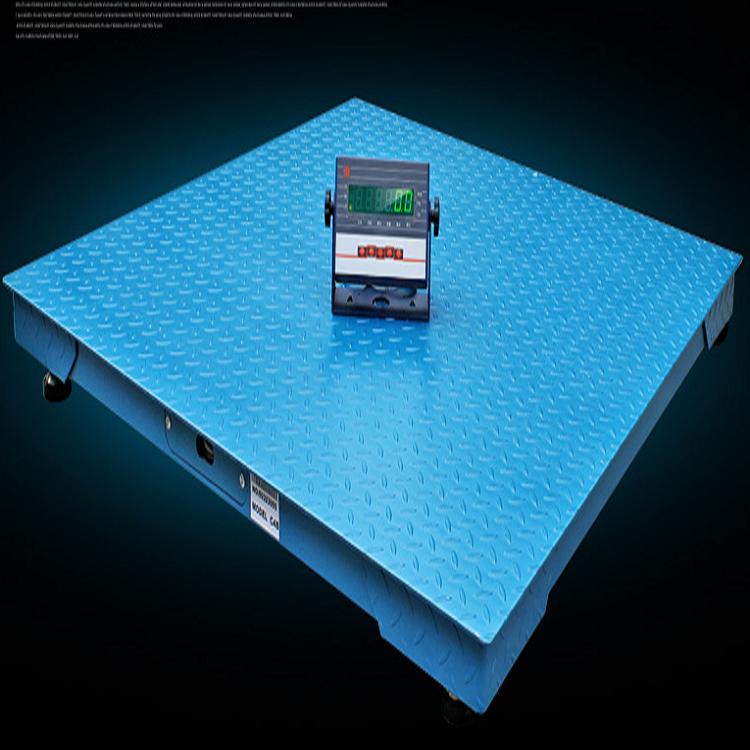 电子地磅秤DS9530地磅称重平台秤小秤 磅秤称猪 常衡供应产品