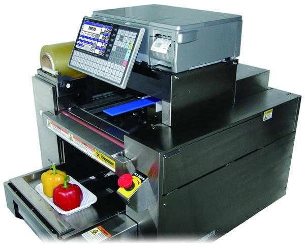 石田ISHIDA WM-NANO 超市 大卖场 称重贴标 水果 蔬菜自动包装机