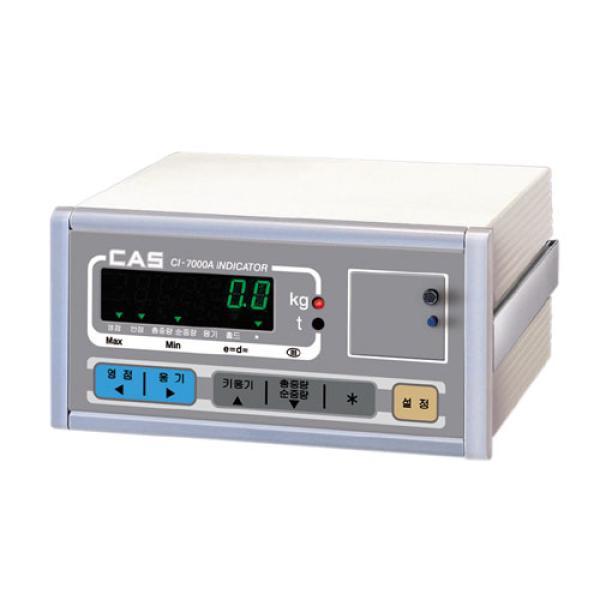 韩国凯士 CAS NT-570A 汽车衡 定量包装 拉压测试仪 称重控制器